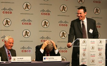 Beane may laugh it off in front of cameras...