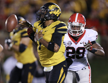 Cleveland selects a defensive playmaker in Jarvis Jones.