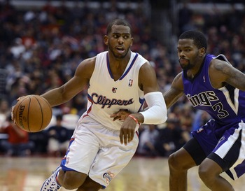 Chris Paul is a true leader in Los Angeles.