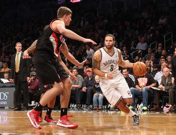 Deron Williams hasn't been the same player that he was with the Utah Jazz.