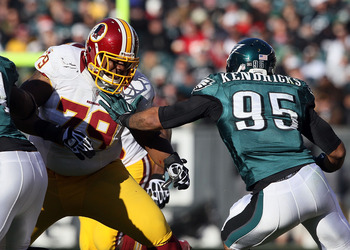 Rookie Mychal Kendricks is a great building block on a defense that is getting younger.