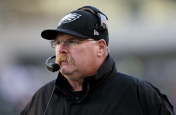 Andy Reid likely coached his last home game in Philadelphia on Sunday.