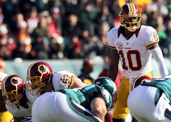 Until Chip Kelly gets a player who can run his system like Robert Griffin III has done for Washington, there will be some patience for any struggles the Eagles might encounter.