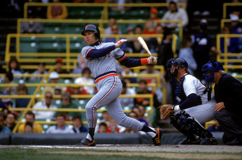 Alan Trammell was as consistent as they come.