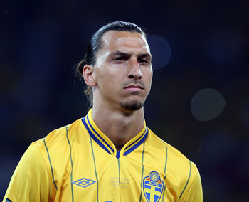 If Zlatan cannot win, then it doesn't matter.