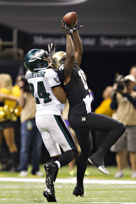 Nnamdi Asomugha has fallen short of lofty expectations with the Eagles.