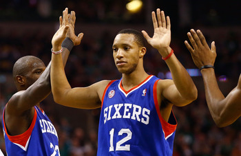 Evan Turner has emerged as a Jack of all trades for the upstart 76ers.
