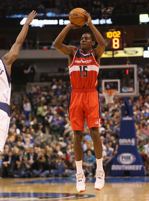 Jordan Crawford has taken full advantage of John Wall's absence and risen above his competition.