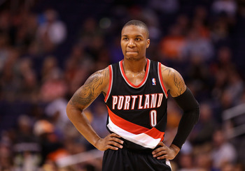 Rookie point guard Damian Lillard leads an exciting young core of talent in Portland.