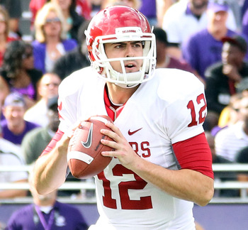 Landry Jones vs. TCU