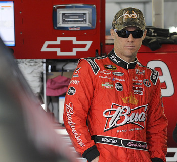 Kevin Harvick has 19 wins driving number 29