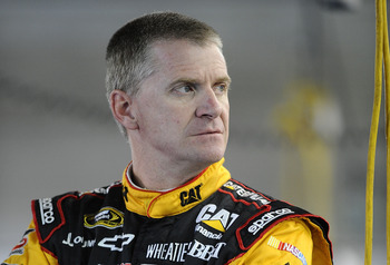 Jeff Burton has four wins in the 31 car