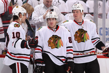 More is needed from Patrick Kane if the Blackhawks want to be successful.