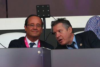 Would Hollande be an interested spectator in a football league with no star names?
