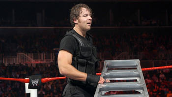 Dean Ambrose seems to be the vocal leader of The Shield and was very active in FCW and WWE NXT. Photo Courtesy of WWE.com