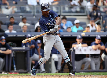 Upton batted just .246 last season but watched his power numbers increase.