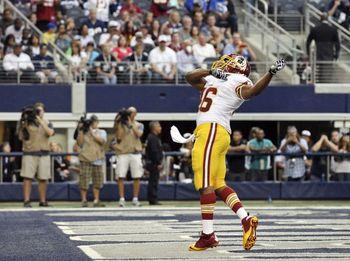 Washington hit a home run when it picked Alfred Morris in last year's sixth round. (AP)