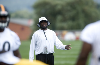Kirby Wilson has not developed a top back since joining the Steelers coaching staff in 2007.
