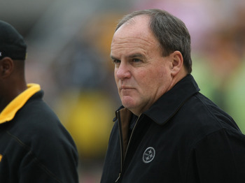Kevin Colbert will once again have to work around the salary cap to make free agent moves.