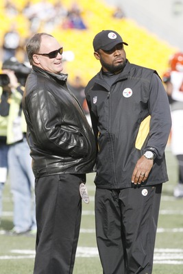 Colbert and Tomlin will have to make their big offseason moves via the draft.