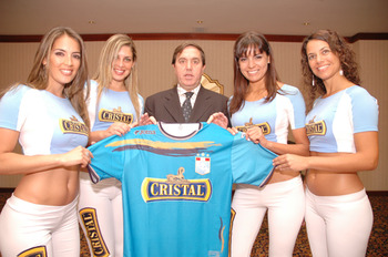 Courtesy of Bigsoccer.com and Sporting Cristal