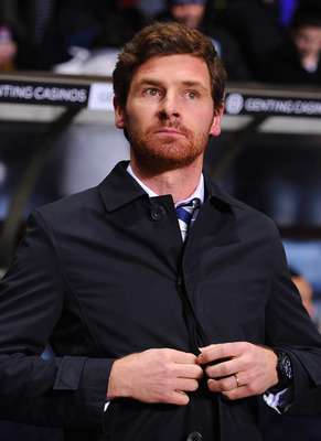 Andre Villas-Boas is proving himself as a manager at Tottenham