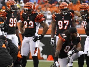 The Bengals defense has 47 sacks this season, second in the NFL