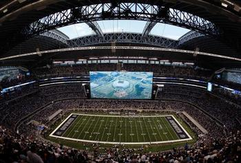 Cowboy Stadium - Ronald Martinez/Getty Images