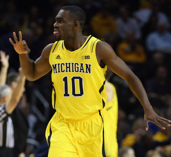 Tim Hardaway Jr. is jacking up too many threes for the Wolverines.