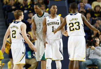 Glenn Robinson III has given Michigan length on defense and the ability to get to the basket on offense..