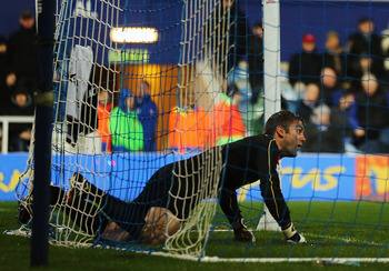 QPR goalkeeper Rob Green scored an own goal in the defeat by West Brom.