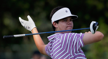 It wasn't all fun and games for Beau Hossler at the U.S. Open but the 17-year-old did well.
