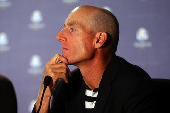 Jim Furyk will have much to think about after his crunch time failures in 2012.