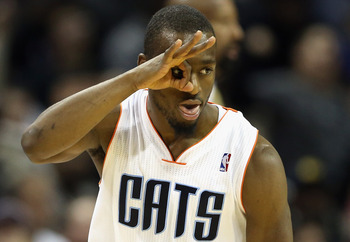 Kemba Walker and the Charlotte Bobcats have lost 15 straight.