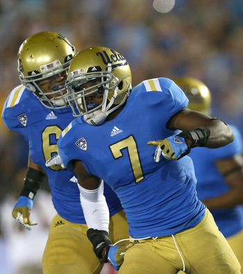 UCLA S Tevin McDonald has been suspended from the Holiday Bowl.