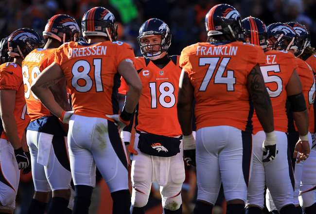 Denver Broncos - Super Bowl Contenders