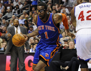 Stoudemire would give the bench a scoring threat as dominant as some teams' starters.