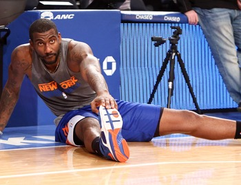 Stoudemire's injury history has played a huge role in the latter stages of his career.