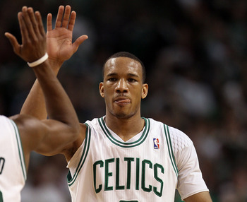 The Celtics will rely on the return of Avery Bradley.