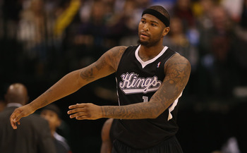 DeMarcus Cousins won't reach his potential if he can't stay on the court.