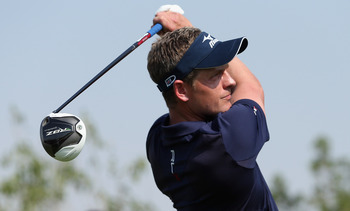 Luke Donald is on a hunt for intestinal fortitude.