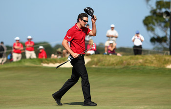Justin Rose resolves to putt better in 2013.