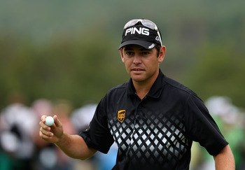 Louis Oosthuizen resolves for more consistency in 2013.