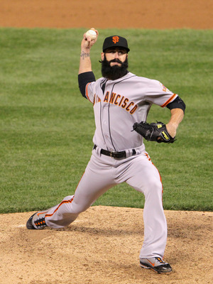Brian Wilson was a key to the Giants' 2010 world championship.