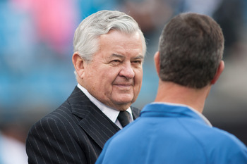 Jerry Richardson needs a GM who can get his team back to the playoffs next year