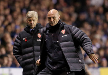 Steve Bould: The solution to Arsenal's defensive woes—so we thought