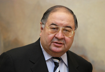 Alisher Usmanov's letter came just a day after Robin van Persie's.
