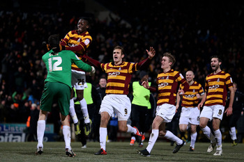 Bradford secured a historic victory.