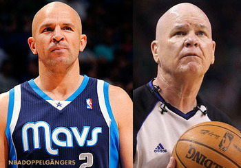 Photo Credit: NBA Doppelgangers