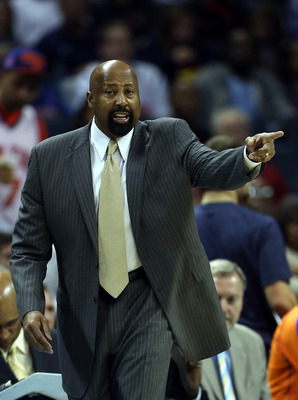 Woodson has been a beautiful orchestrator for this Knicks team.